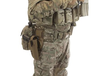 Warrior Assault Systems Gunfighter belt Duty Holster