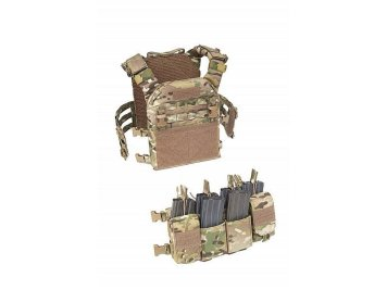 Warrior Assault Systems Recon Plate Carrier Attachments
