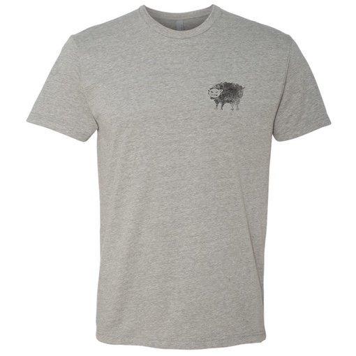 Black Sheep Tshirt Gray
