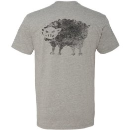 Black Sheep Warrior Logo T-Shirt