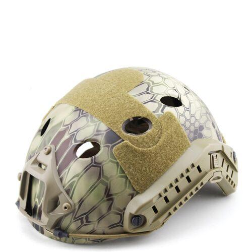 Chase Tactical BUMP Helmet Highlander