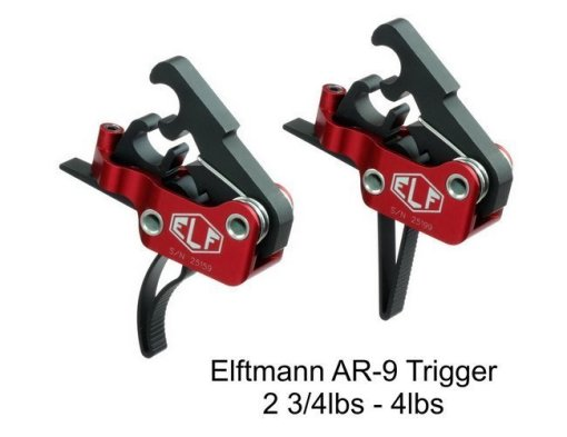 ELF AR-9 Match Trigger