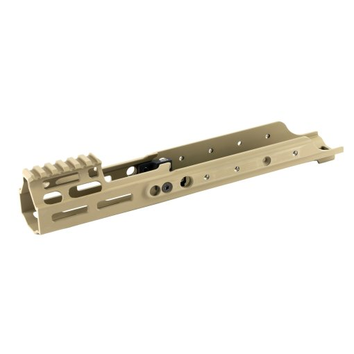 FDE Kinetic Development Group SCAR MREX - M-LOK 4.9″ Receiver Extension