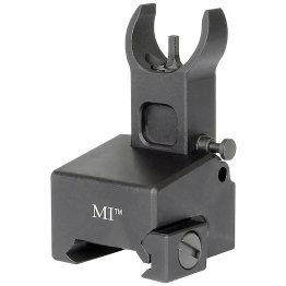 Midwest Industries Locking Low Profile Flip Front Sight for Gas Blocks