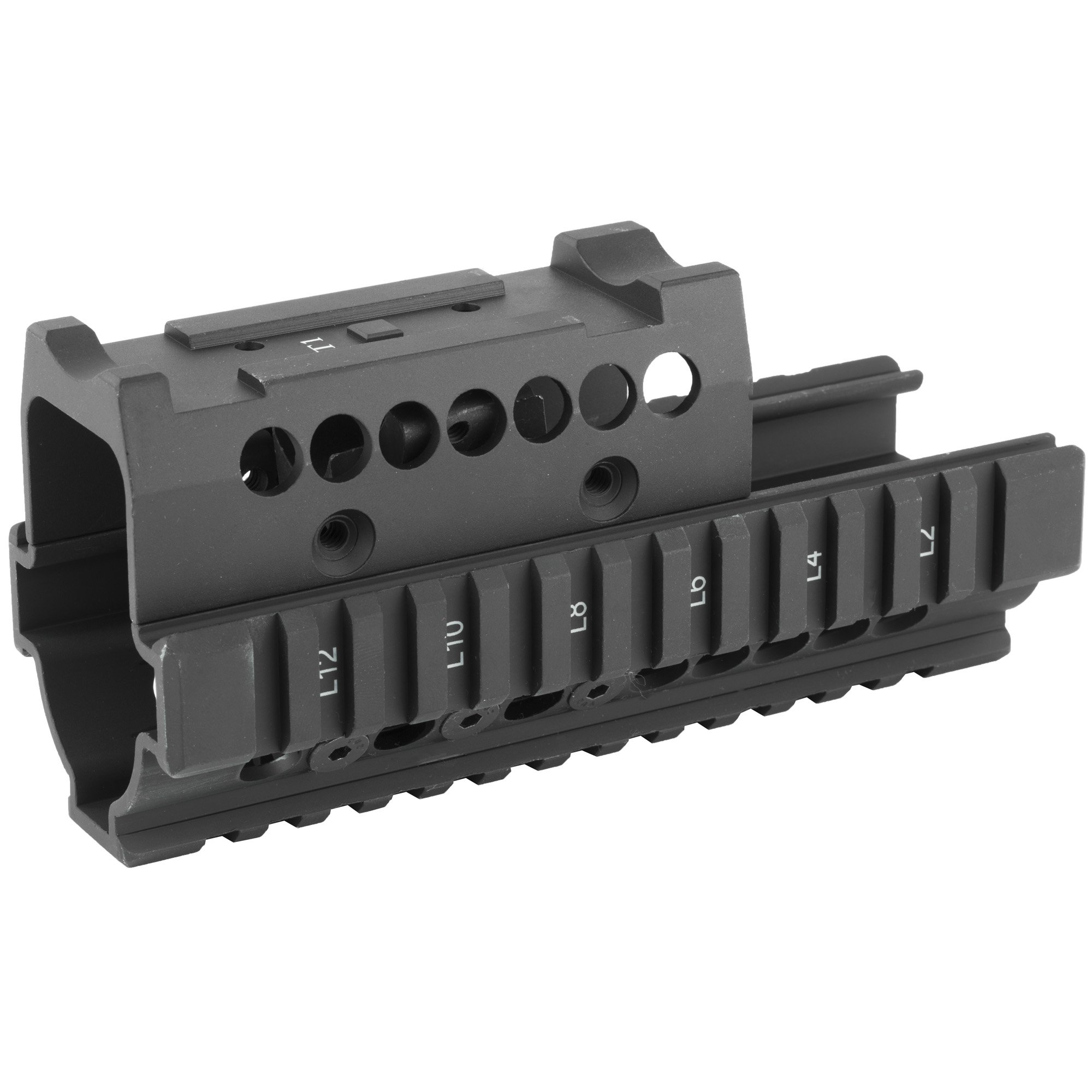 Midwest Industries Universal AK47/74 Handguard - T1/VS Optic Specific  Topcover