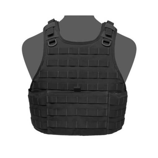 RICAS Compact Plate Carrier Black