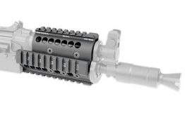 Midwest Industries Bulgarian Krinkov AK-74 Handguard with Standard Topcover