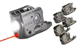 Streamlight TLR-6 Combo Pack w/ Laser and TLR6 Housings