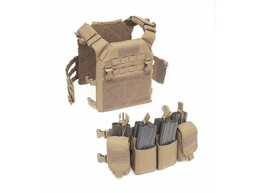 Recon Plate Carrier and Pathfinder Rig