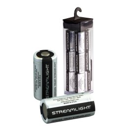 Streamlight 3V CR123 Lithium Batteries for Flashlights 12-Pack