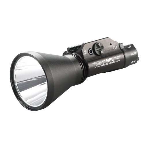 Streamlight TLR-1S HP Strobing Rail Mounted Tactical Flashlight With Switch