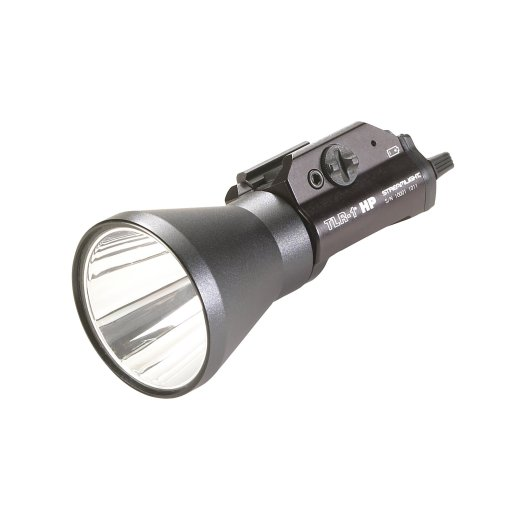 Streamlight TLR-1S HP Strobing Rail Mounted Tactical Flashlight