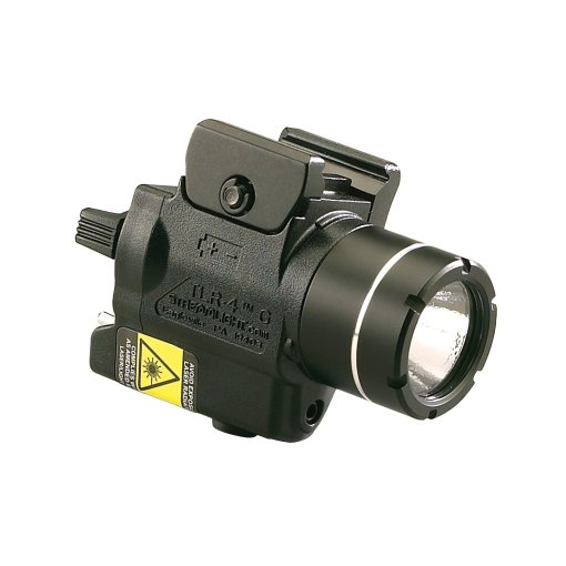 Streamlight TLR-4G Compact Tactical Light with Green Laser