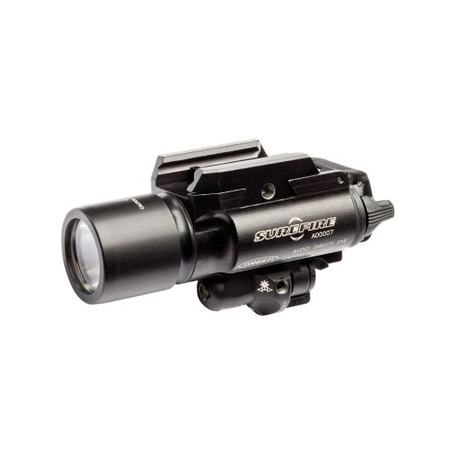 SureFire X400 Ultra WeaponLight with Red Laser