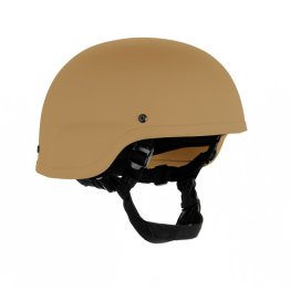 Chase Tactical Striker Ultra Lightweight Level IIIA Standard Cut Ballistic Helmet