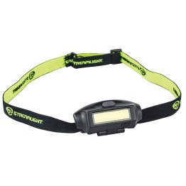 Streamlight Bandit USB Headlamp w: Head Strap black