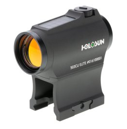 Holosun Elite Green Circle Dot Solar Optic