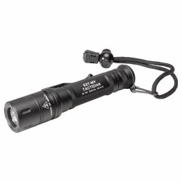 Surefire Tactician Dual-Output MaxVision Beam LED Flashlight