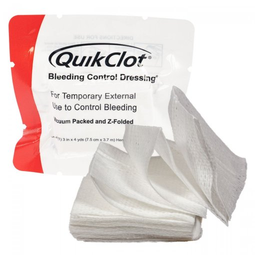 QuikClot Bleeding Control Dressing