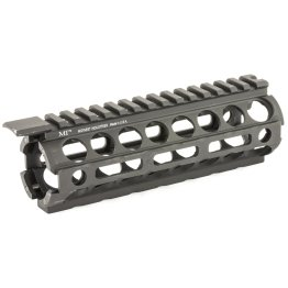 Midwest Industries AR-15:M16 M-Series Two Piece Drop-In M-LOK Handguard mid