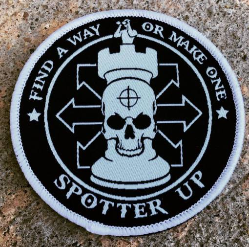 FIND A WAY OR MAKE ONE 6 Arrow Patch