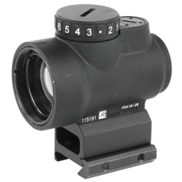 Trijicon MRO 2.0 MOA Adjustable Green Dot with Full Co-Witness Mount