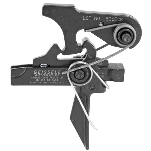 Geissele Single-Stage Precision (SSP) Trigger Flat