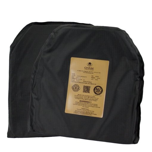 Chase Tactical 3A300 LVPC Level IIIA Soft Armor