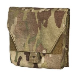 Chase Tactical MOLLE Side Armor Plate Pockets - Front