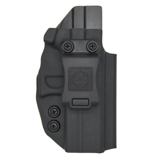 C&G Glock 19-23 IWB Covert Kydex Holster - Quickship 1