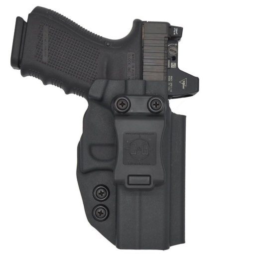 C&G Glock 19-23 IWB Covert Kydex Holster - Quickship 2