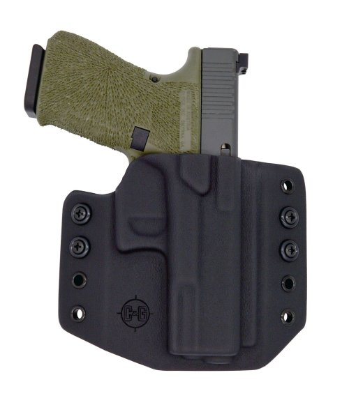 C&G Glock 19-23 OWB Covert Kydex Holster - Quickship 2