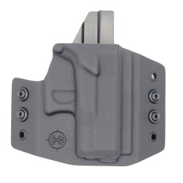 C&G Glock 26-27 OWB Covert Kydex Holster - Quickship 1