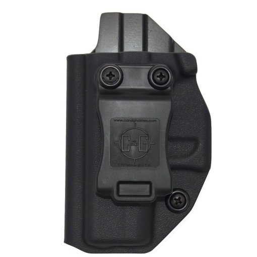 C&G Glock 42 IWB Covert Kydex Holster - Quickship 4