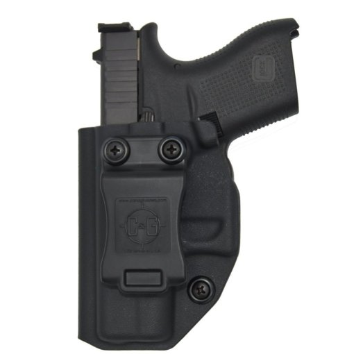 C&G Glock 42 IWB Covert Kydex Holster - Quickship 5
