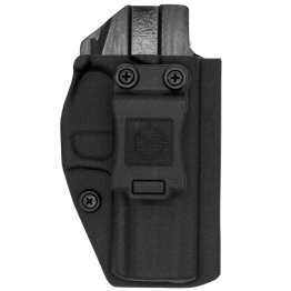 C&G Sig Sauer P320sc (Sub-Compact) IWB Covert Kydex Holster - Quickship 1