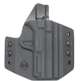 C&G Smith & Wesson M&P 380 Shield EZ OWB Covert Kydex Holster - Quickship 1