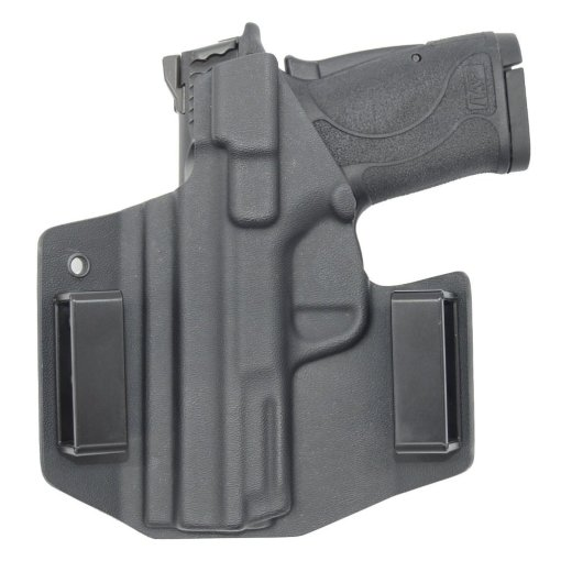 C&G Smith & Wesson M&P 380 Shield EZ OWB Covert Kydex Holster - Quickship 3
