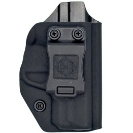 C&G Smith & Wesson M&P Shield 9-40 IWB Covert Kydex Holster - Quickship 1