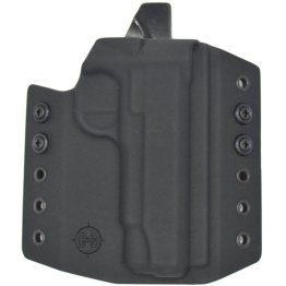 C&G Kimber 1911 4.25 OWB Covert Kydex Holster - Quickship 6