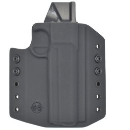 C&G Kimber 1911 5 Railed OWB Covert Kydex Holster - Quickship 1