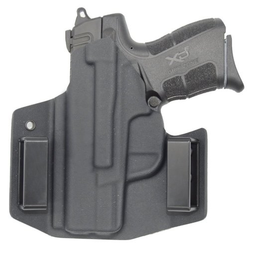 C&G Springfield Armory XD Mod 2 9-40 4 OWB Covert Kydex Holster - Quickship 3