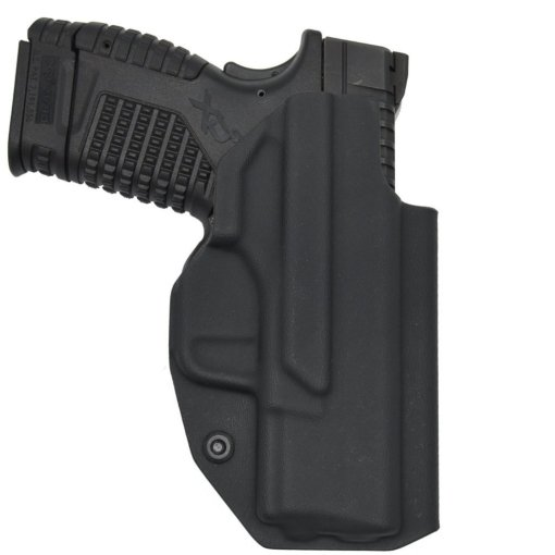 C&G Springfield Armory XDs 3.3 IWB Covert Kydex Holster - Quickship 6