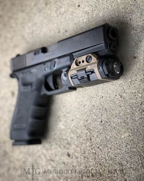 GLOCK 20 Gen4 Bear Gun With Viridian Weaponlight