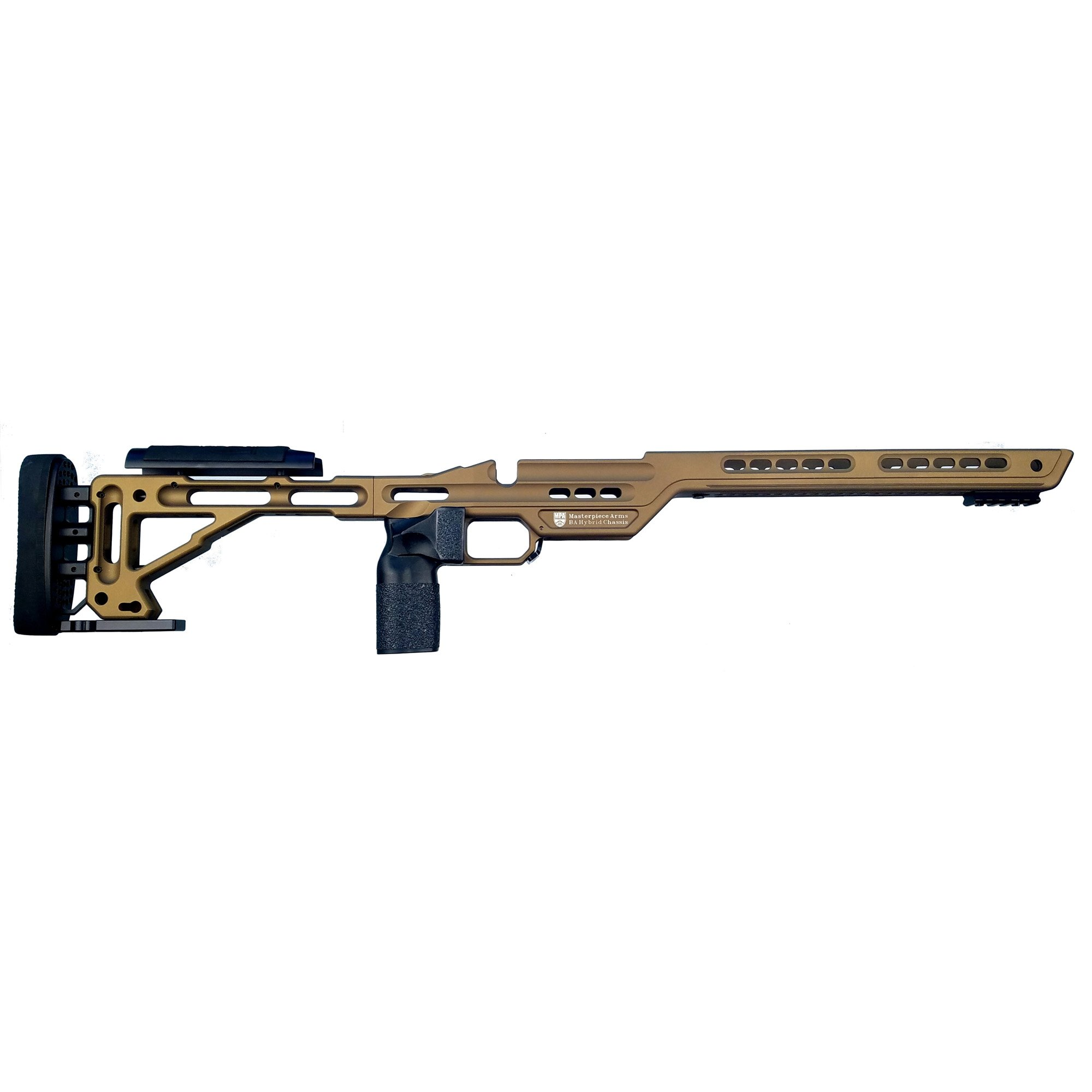 MasterPiece Arms Bolt Action Remington 700 Short Action Hybrid Chassis