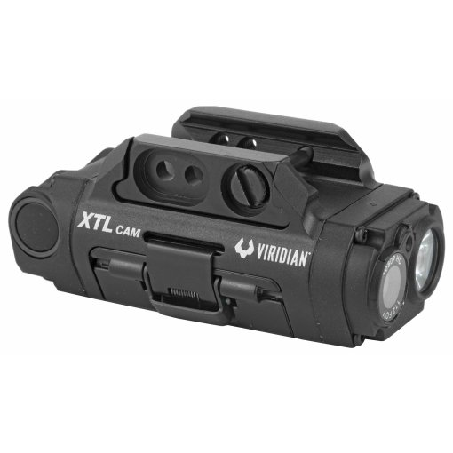 VIRIDIAN XTL G3 LIGHT and HD CAMERA COMBO Black