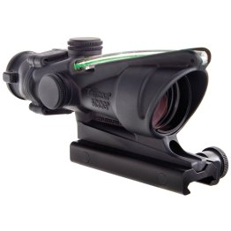 Trijicon ACOG Green Horseshoe:Dot .223 BAC Reticle