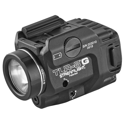 Streamlight TLR-8G Light W/Green Laser