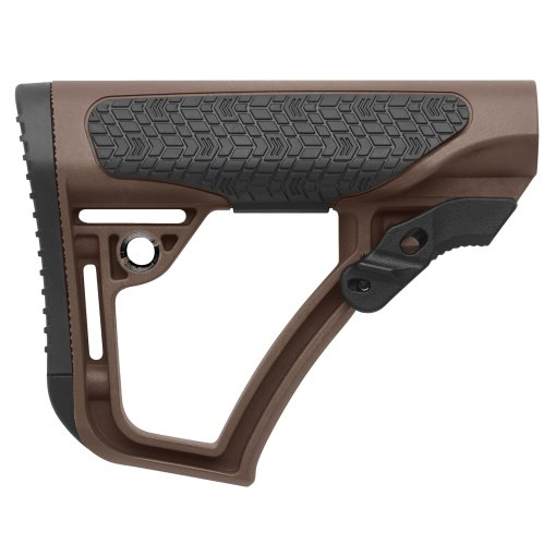 Brown Daniel Defense Collapsible MIL-SPEC Stock