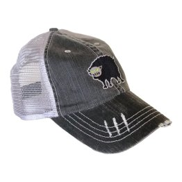 Black Sheep Warrior Vintage Trucker Cap